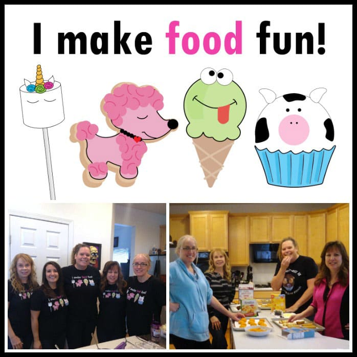 Fun Food Blogger Retreat