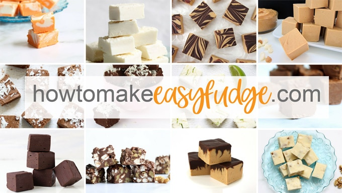 How To Make Easy Fudge Logo