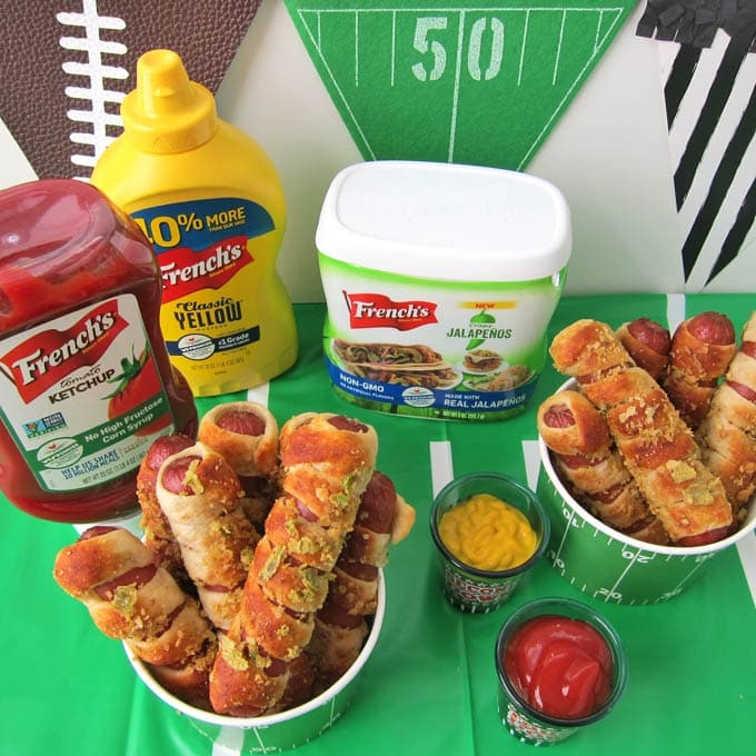 Jalapeno Pretzel Dogs Recipe for Super Bowl