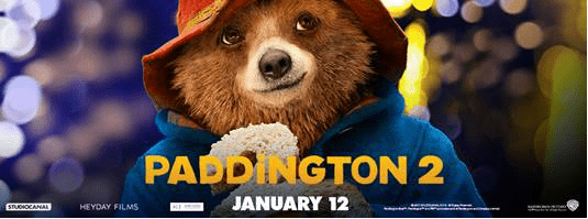 Paddington 2 comes to theaters January 12, 2017.