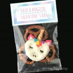 Pretzel Unicorns Magical Valentine's Day Candy