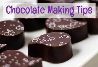 Chocolate Making Tips. Learn how to create amazing artisan chocolates, make 2-ingredient modeling chocolate, and more.