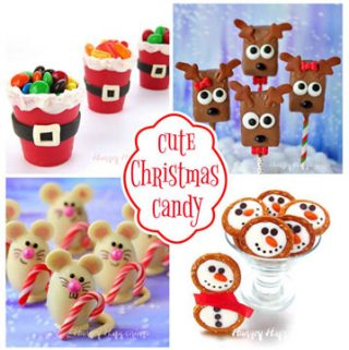 Cute Christmas Candy