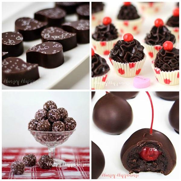 35 Homemade Chocolate Christmas Treats Hungry Happenings