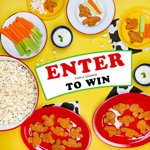 Enter to win Farm Rich Giveaway