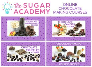 The Sugar Academy Chocolate Making Courses