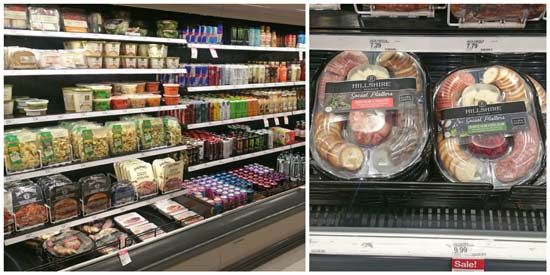 Hillshire Snacking Social Platters at Target