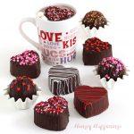 Valentine's Day Hot Chocolate Bombs