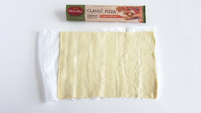 Welwalka classic pizza dough