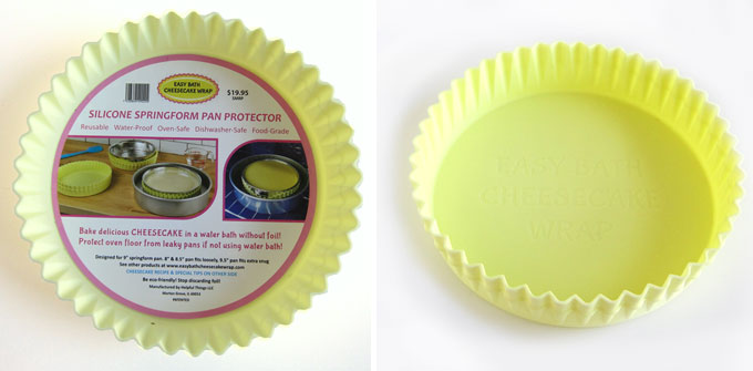 Easy Bath Cheesecake Wrap