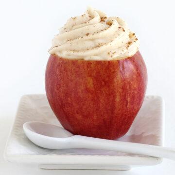 Apple Mousse Recipe image